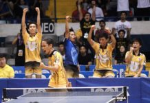 Tiger Paddlers end La Salle reign, win title