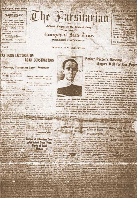 maiden_issue_the_varsitarian_january_16_1928