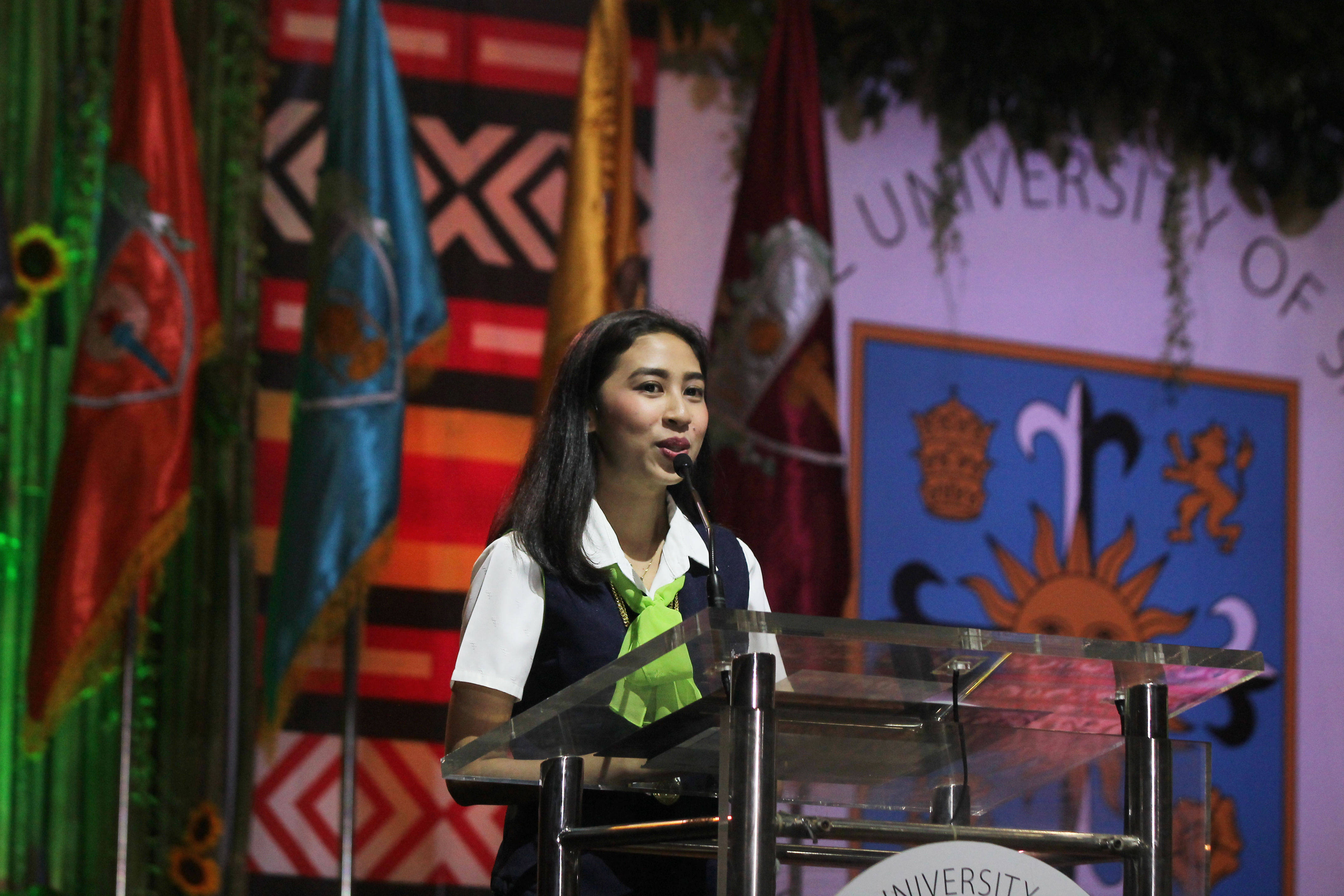 CTHM student is Batch 2018 valedictorian with GWA of 1.11